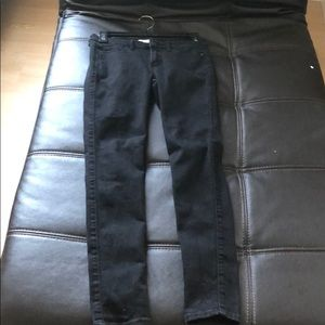 Black Abercrombie Jeans